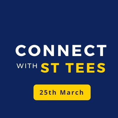 Connect from 25th March